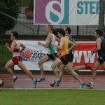 County League 800m