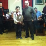 Awards night 2011